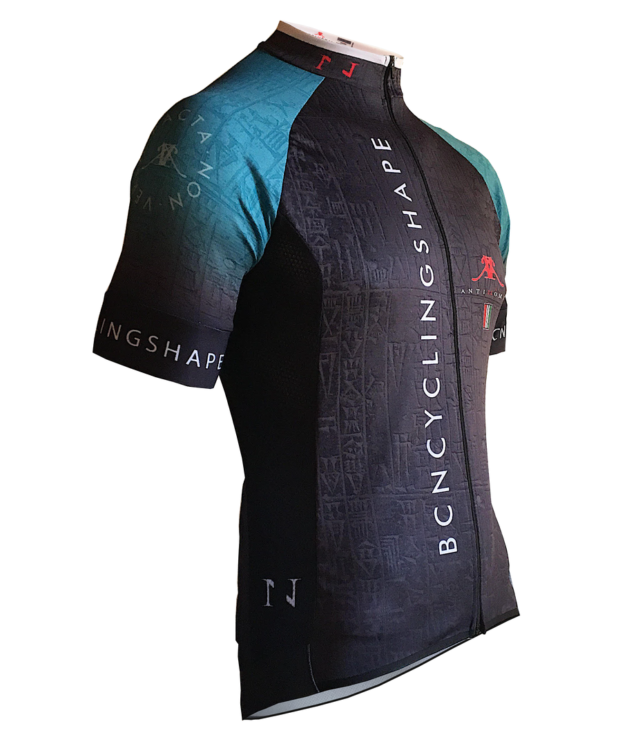 MAILLOT CICLISMO CAPTAIN Pro.